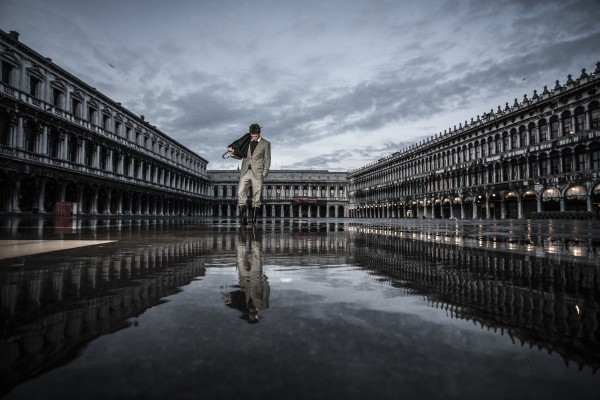 Venedig & Lugano, © Thomas Kettner, Hamburg, http://thomaskettner.com