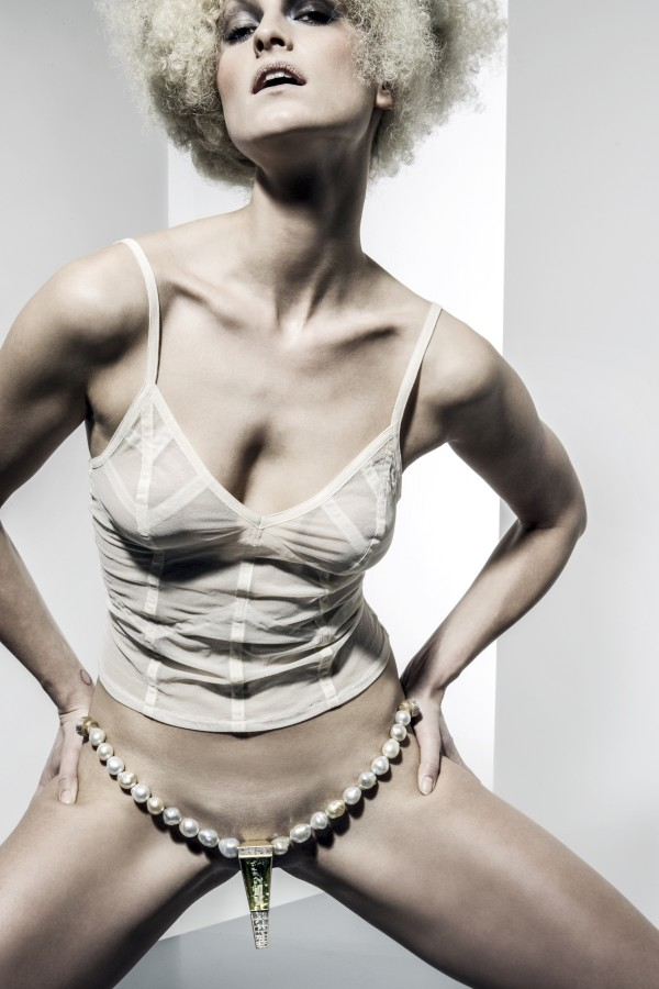 Fetish goes Fashion – Image 4 / 5 © Thomas Kettner, Hamburg, http://thomaskettner.com